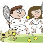 7067987-Happy-family-tennis-cartoon-Stock-Vector (2)